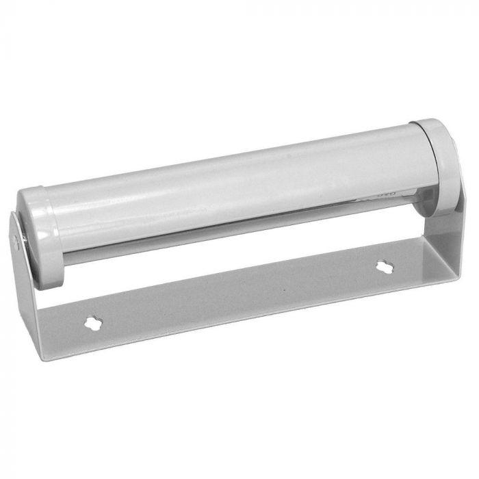 ETH Rondo bedleeslamp 05-1350-17 zilver