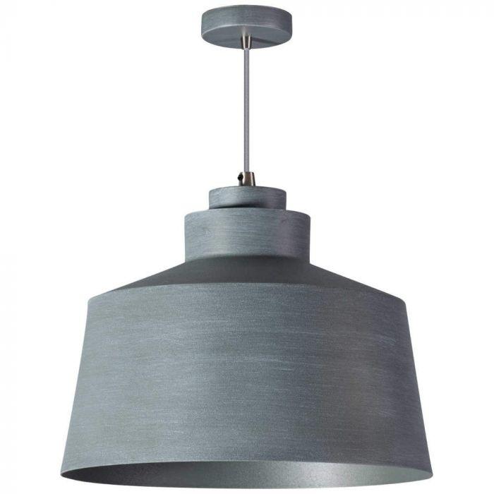 ETH Grey hanglamp 05-HL4441-99 beton