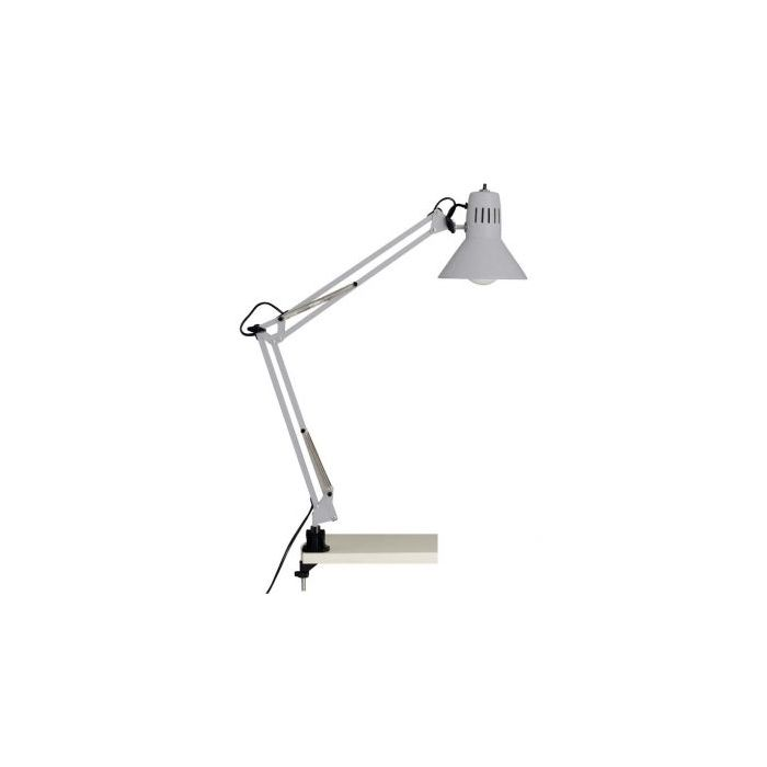 Brilliant Hobby 10802/11 klemlamp titanium