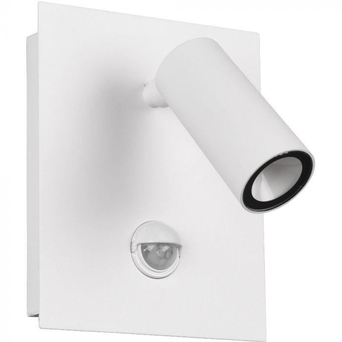 Sensorlamp Tunga wit 12cm