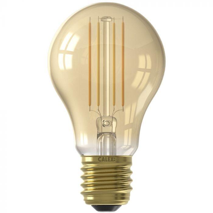 A60 E27 Smart CCT 7w 806lm goud