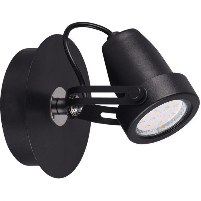 Spot Goa 800600132 zwart 11cm