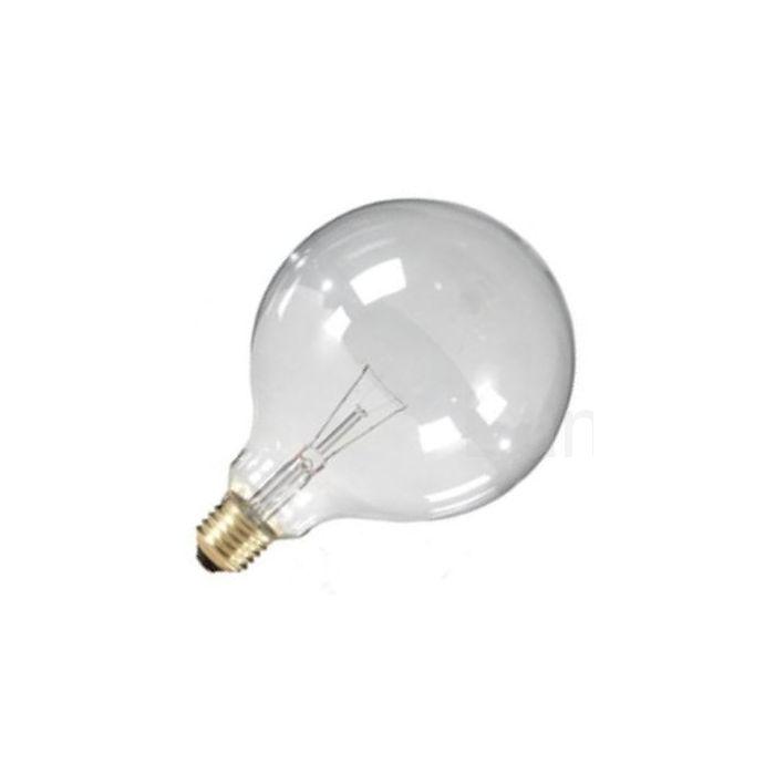 Globelamp Gloeilamp E27 230V 40W 125mm helder
