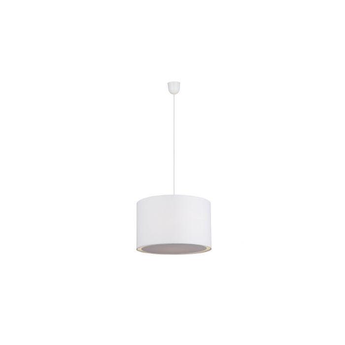 Brilliant Clarie 93374/05 hanglamp wit