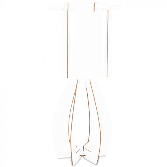 Eglo Cossano 94948 tafellamp wit