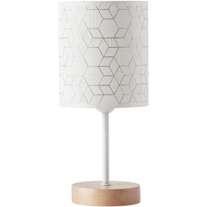 Tafellamp Galance 94966/75 wit 31cm