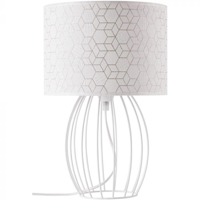Tafellamp Galance 94969/05 wit 38cm