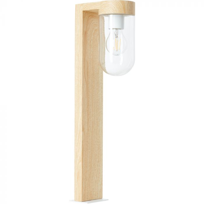 Sokkellamp Cabar 96373/09 hout 55cm
