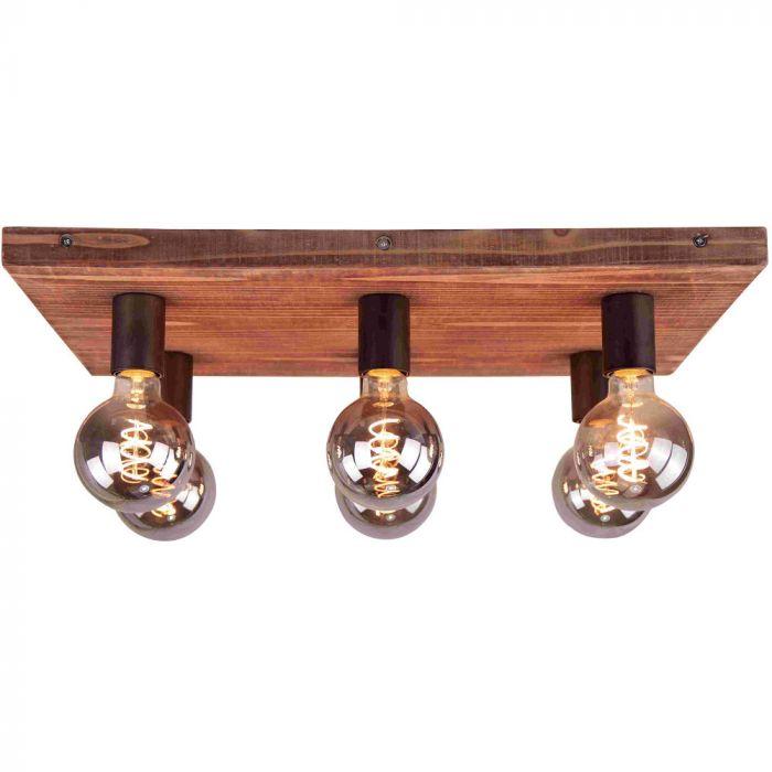 Plafondlamp Panto 97037/46 bruin 58cm