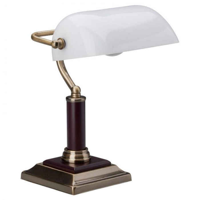 Brilliant Bankir 92679/31 bankierslamp brons