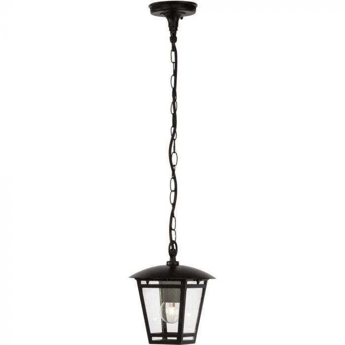 Brilliant Riley 42370/06 hanglamp zwart