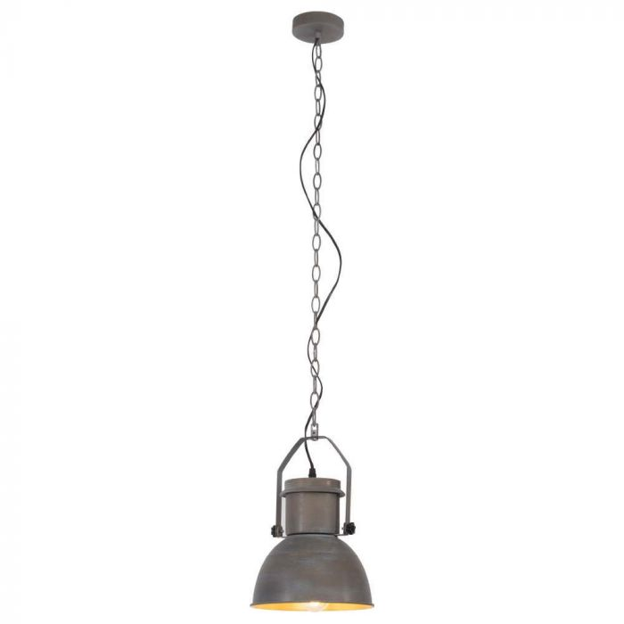 Brilliant Salford 93590/70 hanglamp grijs