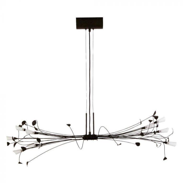 Brilliant Silvana G56780/20 hanglamp bruin