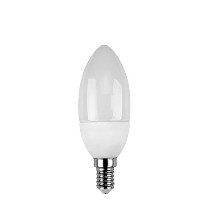 Foreverlamp LED lamp kaars E14 2w (10w) warmwit