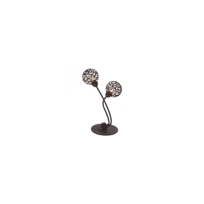 Brilliant Virgo G02242/20 tafellamp bruin