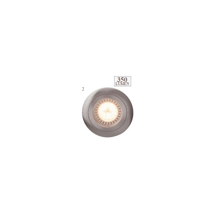 Brilliant Easy Clip G94653/13 inbouwspot staal