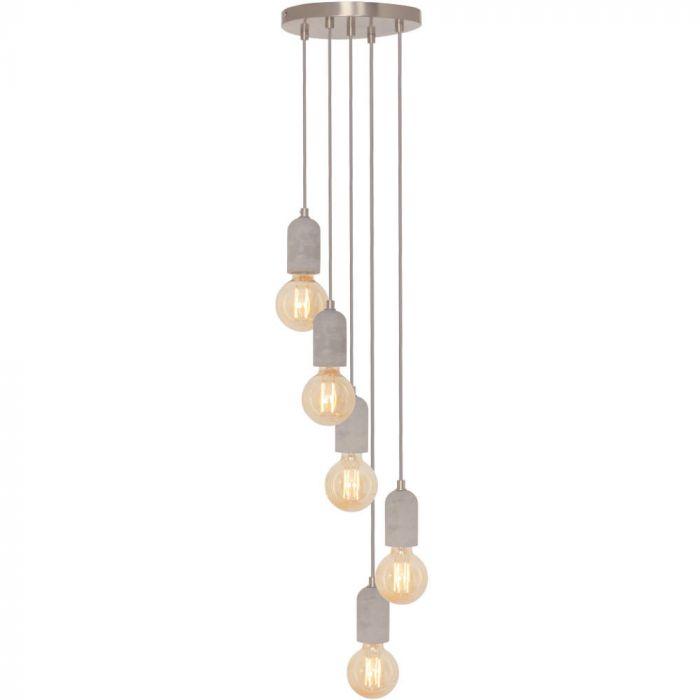 Freelight Grigio H6965G hanglamp beton