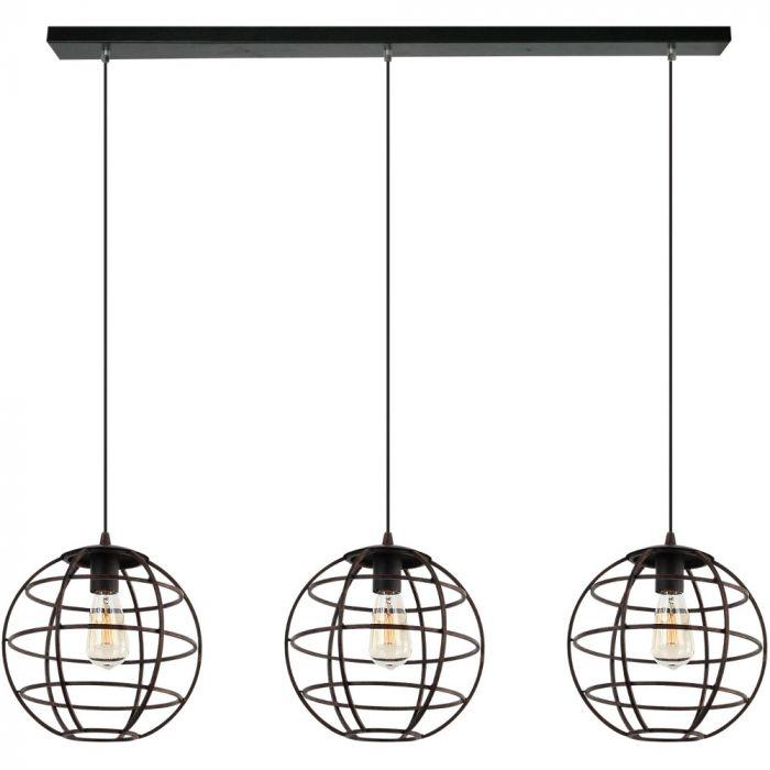 Freelight Pianeta H2833G hanglamp goud