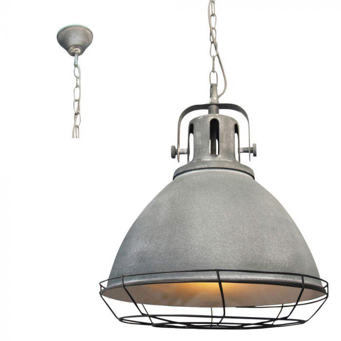 Brilliant Jesper 23771/70 hanglamp beton