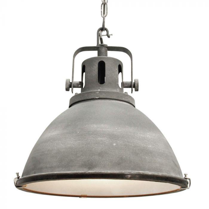 Brilliant Jesper 23772/70 hanglamp beton