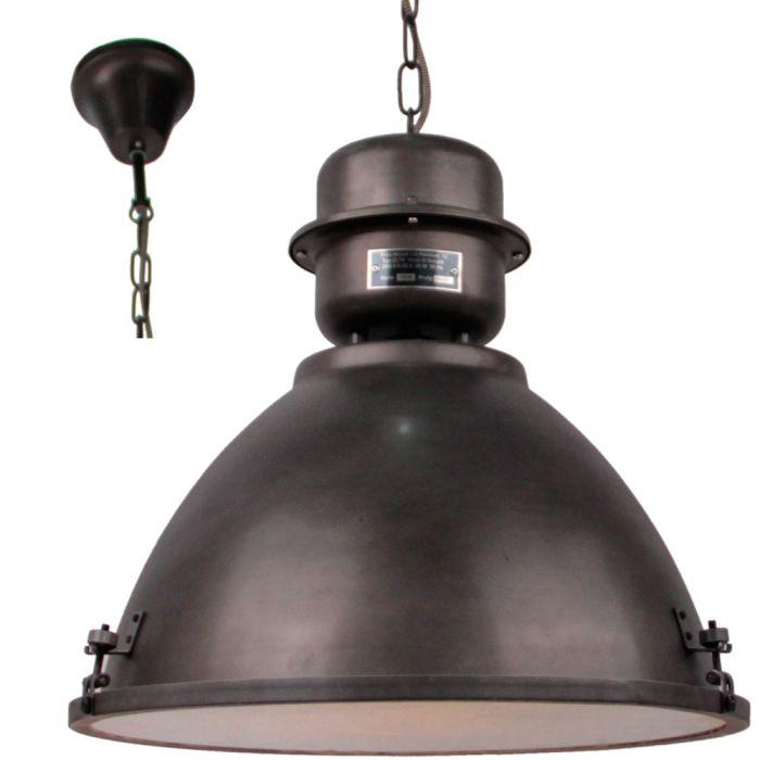 Brilliant Kiki 93758/46 hanglamp zwart