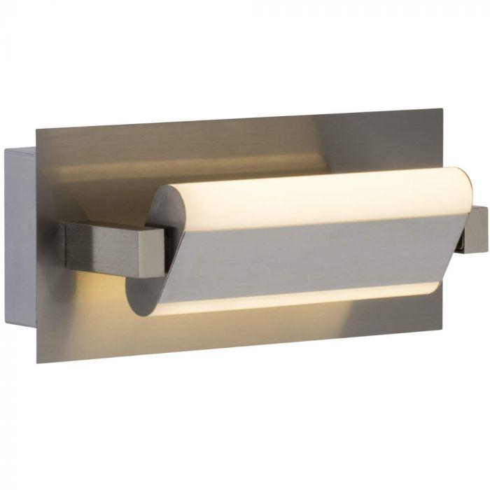 Brilliant Next G90271/13 wandlamp nikkel