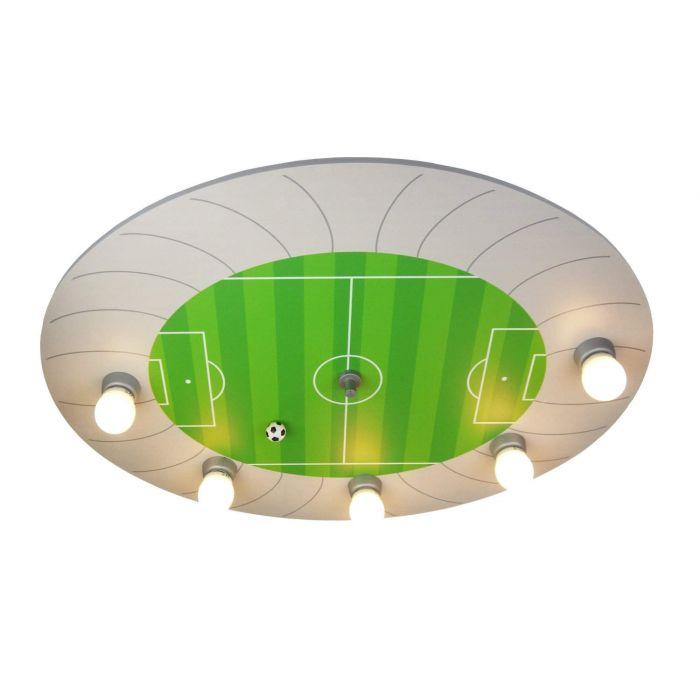 Plafondlamp Niermann 768 voetbalstadion