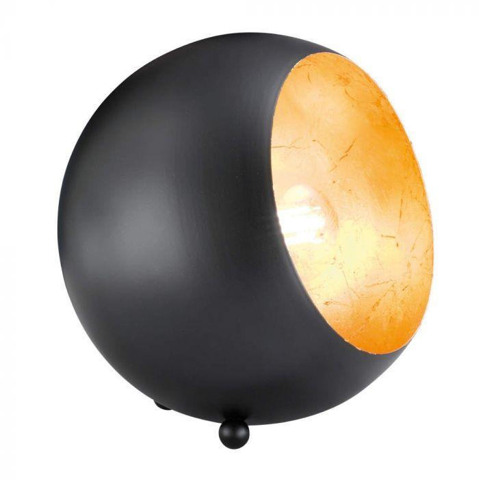 Trio Billy R50101032 tafellamp zwart