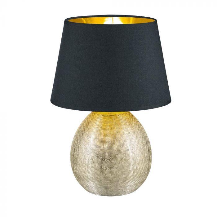 Trio Luxor R50631079 tafellamp goud