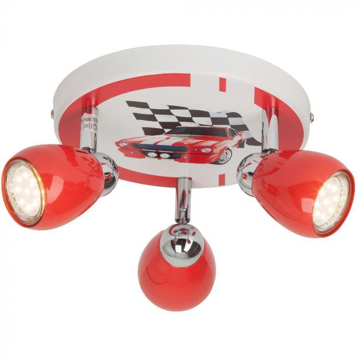Brilliant Racing G56134/71 plafondlamp
