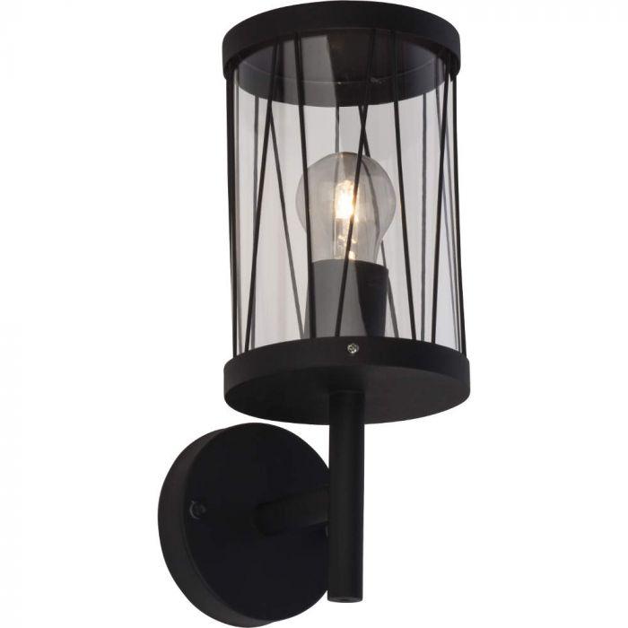 Brilliant Reed 44681/63 wandlamp zwart
