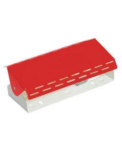 ETH Lano bedleeslamp 05-1349-1 rood