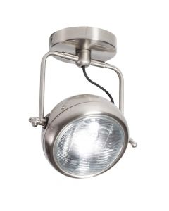 ETH Headlight wandspot 05-SP1250-1117 staal