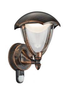 Trio Gracht 221969128 sensorlamp roest