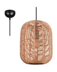 Hanglamp Runa 303090132 bruin 35cm