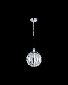 Trio hanglamp serie 8140 aluminium
