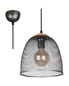 Hanglamp Ivar 309000167 staal 25cm