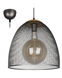 Hanglamp Ivar 309090167 staal 40cm