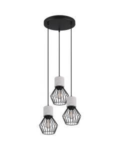 Hanglamp Jamiro 309230332 beton 25cm