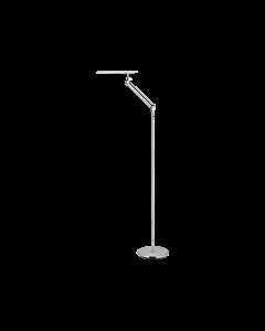 Trio vloerlamp serie 4227 aluminium