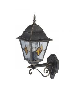 Brilliant Jason 43881/86 wandlamp zwart