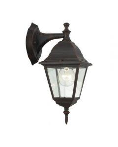 Brilliant Newport 44282/55 wandlamp roest