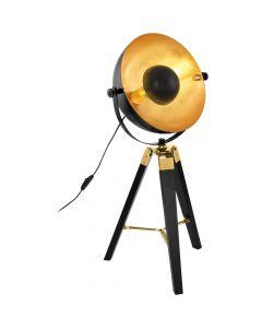 Eglo Covaleda 49617 tafellamp zwart