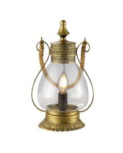 Trio Linda 503500104 tafellamp brons