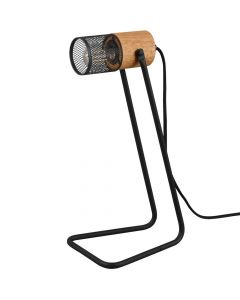 Tafellamp Tosh 504300132 zwart 40cm