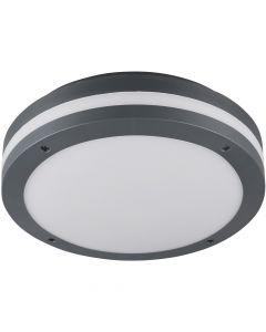 Plafondlamp Piave 676960142 antraciet 30cm