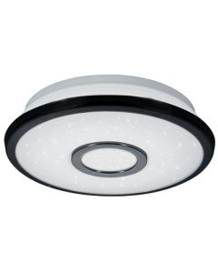Plafondlamp Okinawa 679112132 zwart 21cm