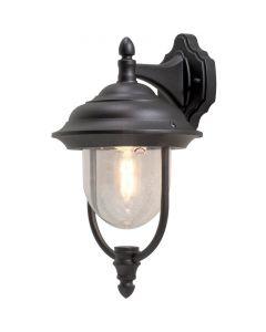 Konstsmide Parma 7222-750 wandlamp zwart