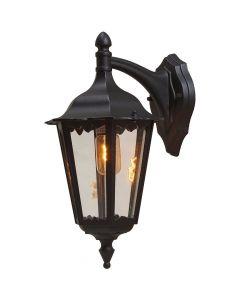 Konstsmide Firenze 7231-750 wandlamp zwart