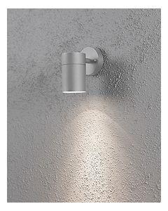 Konstsmide Modena 7657-300 wandlamp grijs